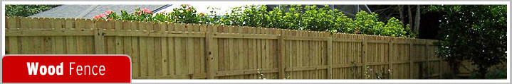 ReliantFence Wood Fence
